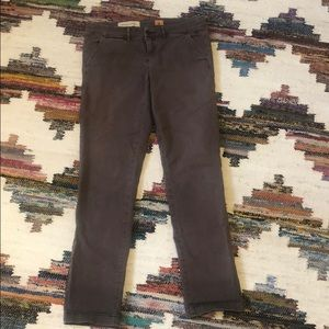Pilcro and letterpress trousers